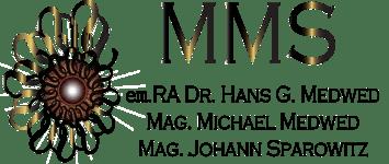 Rechtsanwälte em. RA Dr. Hans Günther Medwed, Mag. Michael Medwed, Mag. Johann Sparowitz (GesbR) - Logo